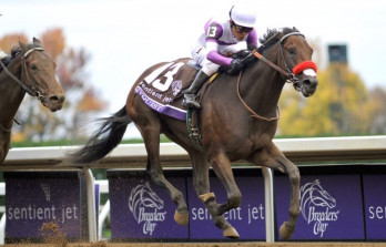 Nothing Went Nyquist's Way At The Preakness&h=223&w=348&zc=1