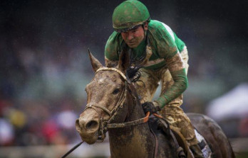 Exaggerator Looks 'Great' In Advance Of Belmont Stakes&h=223&w=348&zc=1