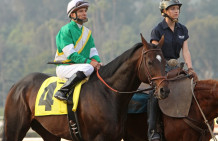 Valenzuela Denied California's Jockey License
