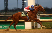 Dortmund Looking To Pull Upset In San Diego Handicap