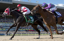 Sir Dudley Digges Upset Winner In Queen's Plate