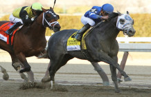 Frosted Outruns The Field In Winning the Whitney