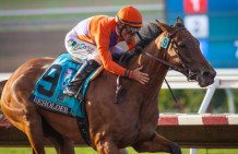 Beholder's Connections Now 'Undecided' For Pacific Classic