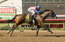 Klimt Wins Del Mar Futurity