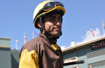 Jockey Edwin Maldonado Suffers Injury In Training