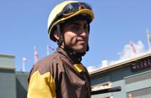 Jockey Edwin Maldonado Suffers Injury In Training