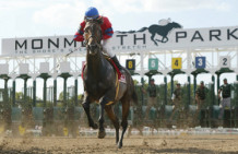 Jockey Laurent Beaucamp Badly Injured In Monmouth Spill