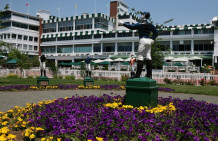 Jockey Beaucamp Remains In Critical Condition